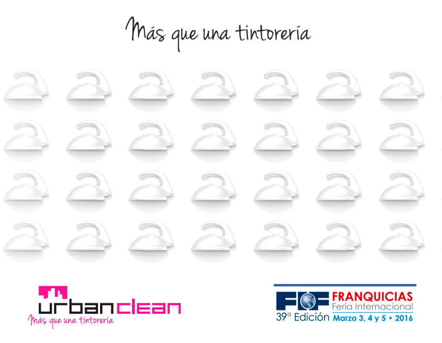 UrbanClean - Feira Internacional de Franquias do México