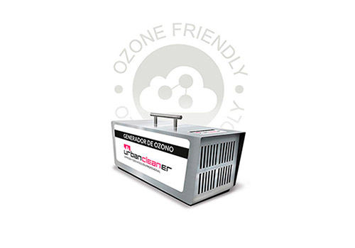 Desinfección y desodorización mediante Ozono