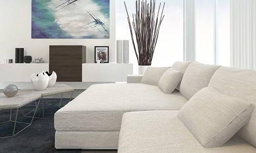 Cómo desinfectar el sofá
