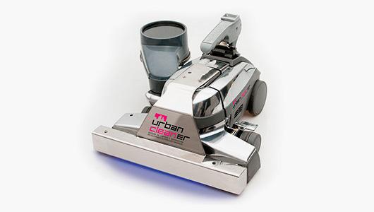 Dispositivos de desinfeção antiácaros UrbanCleaner