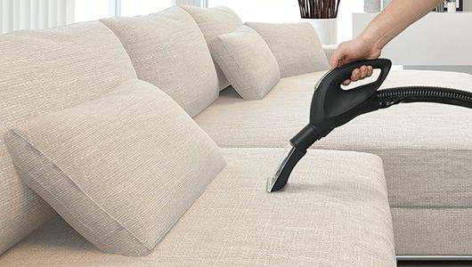 Limpieza de sofás de piel, cuero y tela